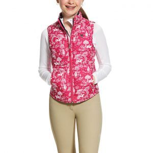 Ariat Kids Emma Insulated Reversible Vest