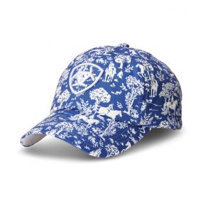 Ariat Adult Unisex Cotton Print Cap