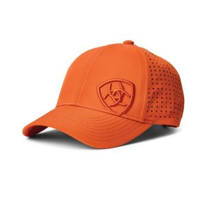Ariat Adult Unisex Tri Factor Cap – Red Clay