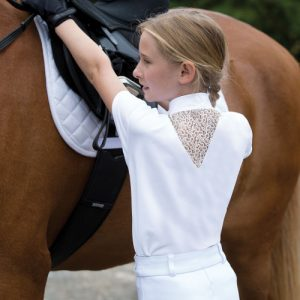 Childrens Equetech Bella Competition Shirt