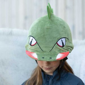 Equetech Dave Dino Hat Silk