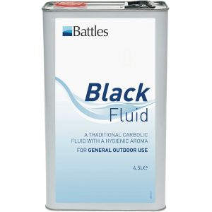 Battles Black Fluid