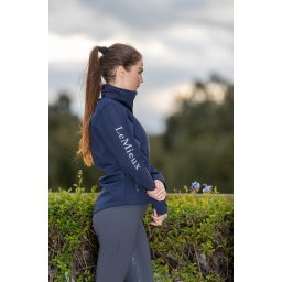 Team LeMieux Ladies Softshell Jacket