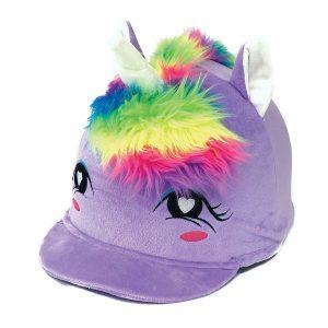 Equetech Twilight Unicorn Hat Silk