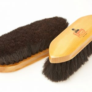 Equerry Wooden Dandy Brush – Horse Hair
