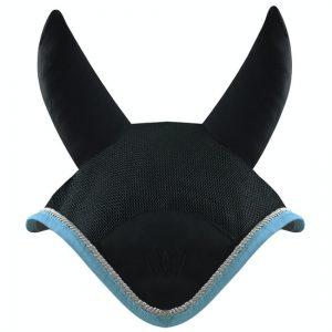Woof Wear Ergonomic Fly Veil – Powder Blue (Full Size)