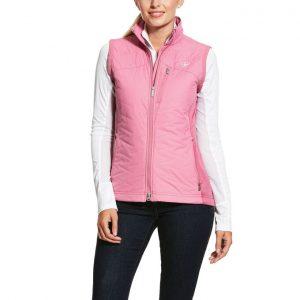 Ariat Ladies Hybrid Insulated Vest – Heather