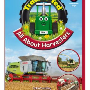 Tractor Ted DVD – All About Harvesters
