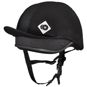 Charles Owen Young Riders (Round Fit) Jockey Skull