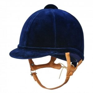 Charles Owen – Fiona Hat – Navy – 6 1/2