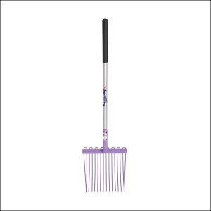 Fynalite Junior Funky Fork Long Handle – Purple (Delivery within Ireland Only)