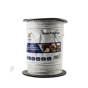 Fenceman Polyrope 6mm x 200m