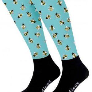 LeMieux Adult Footsie Sock – Bumblebee