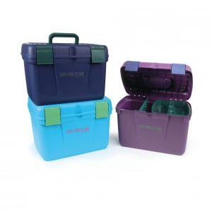 Shires EZI-GROOM Deluxe Grooming Box (Delivery within Ireland Only)