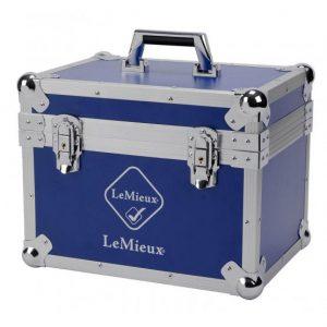LeMieux Hardshell Grooming Box – Navy