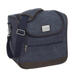 LeMieux Luxury Canvas Grooming Bag – Navy