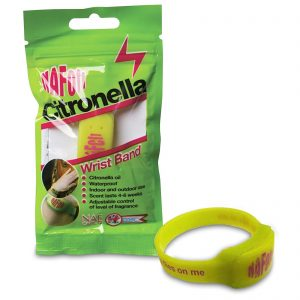 Naf Off Citronella Wrist Band