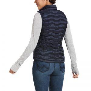 Ariat Ladies Ideal Down Vest – Navy Eclipse
