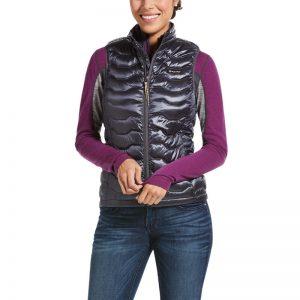 Ariat Ladies Ideal Down Vest – Periscope