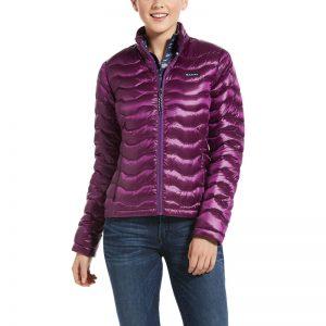Ariat Ladies Ideal 3.0 Down Jacket – Imperial Violet