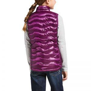 Ariat Kids Ideal 3.0 Down Vest – Imperial Violet