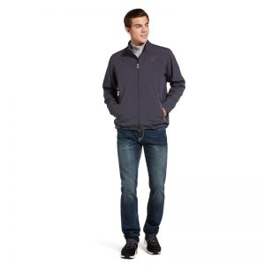 Ariat Mens New Team Softshell Jacket – Periscope