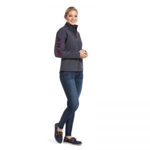 Ariat Ladies New Team Softshell Jacket – Periscope