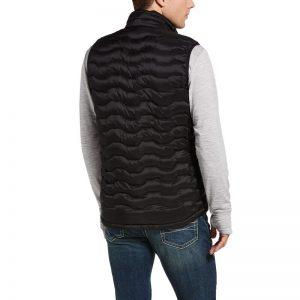 Ariat Mens Ideal Down Vest – Black