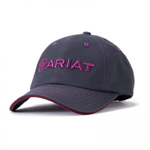 Ariat Team Cap II – Periscope/Imperial Violet