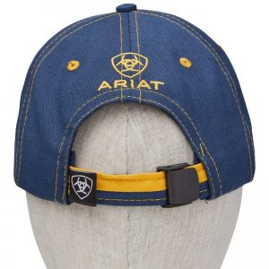 Ariat Team Cap II – Blue Dawn/Sunshade