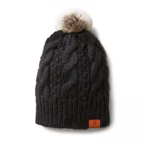Ariat Cable Beanie – Black