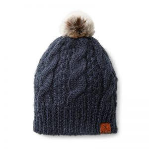 Ariat Cable Beanie – Navy
