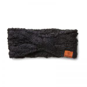 Ariat Ladies Cable Headband – Black