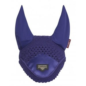 LeMieux Loire Fly Hood – Ink Blue