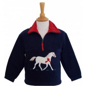 British Country Collection Champion Pony Fleece Jacket