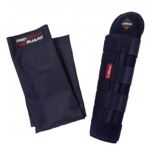 LeMieux Tail Guard With Bag – Navy