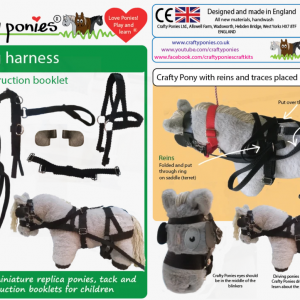 Crafty Ponies Driving Harness