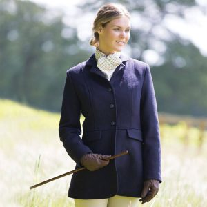 Ladies Equetech Wool Frock Hunt Coat