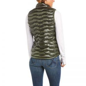 Ariat Ladies Ideal Down Vest – Prairie