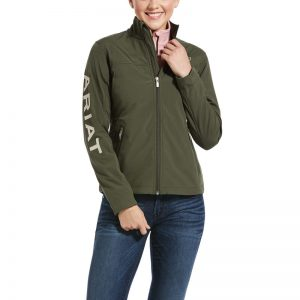 Ariat Ladies New Team Softshell Jacket – Prairie