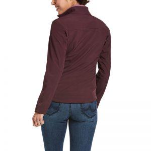 Ariat Ladies New Team Softshell Jacket – Winetasting
