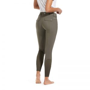 Ladies Ariat Tri Factor Grip Full Seat Breech – Banyan Bark
