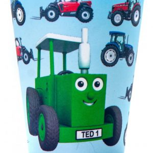 Tractor Ted Bamboo Beaker – Tractor