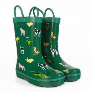 Tractor Ted Children's Welly Boots – Baby Animals
