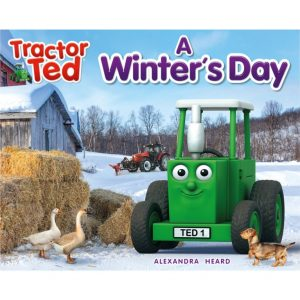 Tractor Ted A Winter's Day Story Book