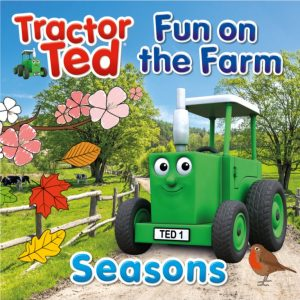 Tractor Ted Fun On The Farm – Seasons Activity Book