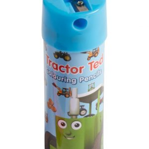 Tractor Ted Mini Pencil Tin
