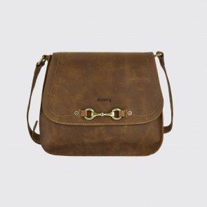 Dubarry Ballycroy Saddle Bag – Brown