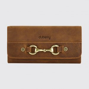 Dubarry Cong Leather Wallet – Brown