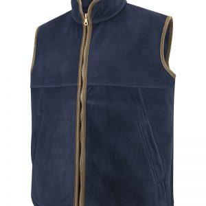 Hoggs Of Fife Men's Stenton Technical Fleece Gilet
